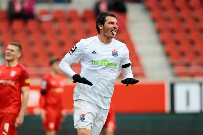 25. Spieltag 19/20: Hallescher FC - SpVgg Unterhaching