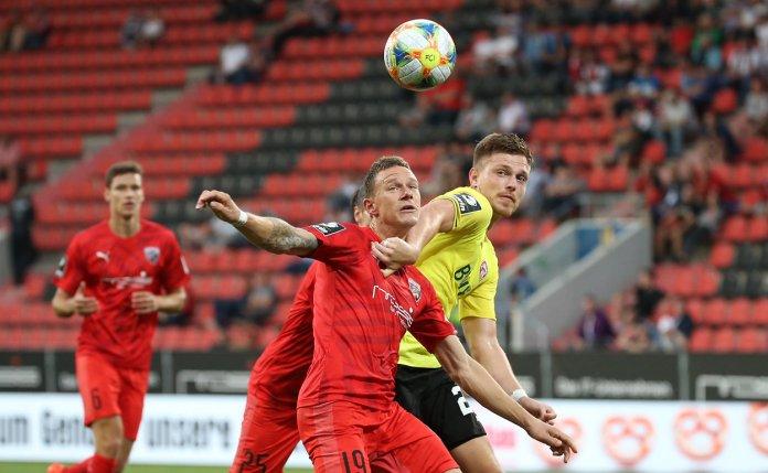 4. Spieltag 19/20: FC Ingolstadt 04 - FC Würzburger Kickers