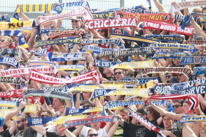 4. Spieltag 17/18: Carl Zeiss Jena - Chemnitzer FC