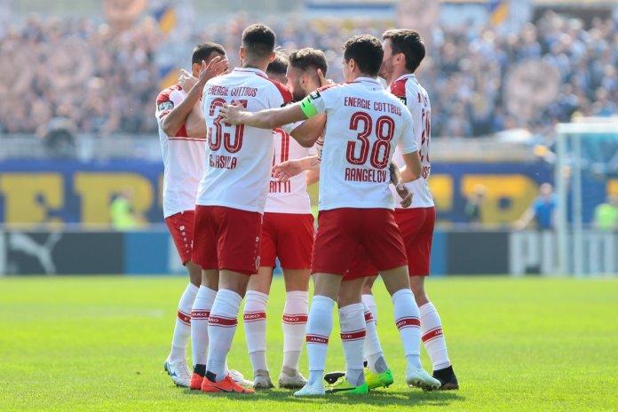 32. Spieltag 18/19: Carl Zeiss Jena - Energie Cottbus - Bild