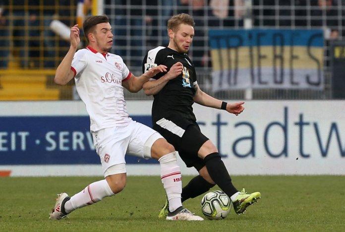 28. Spieltag 17/18: Carl Zeiss Jena - Würzburger Kickers