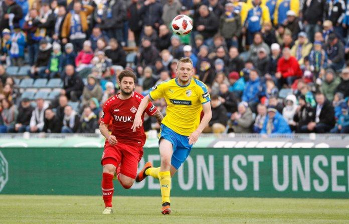 36. Spieltag 18/19: Carl Zeiss Jena - Würzburger Kickers