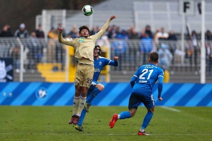 17. Spieltag 17/18: Carl Zeiss Jena - VfL Osnabrück