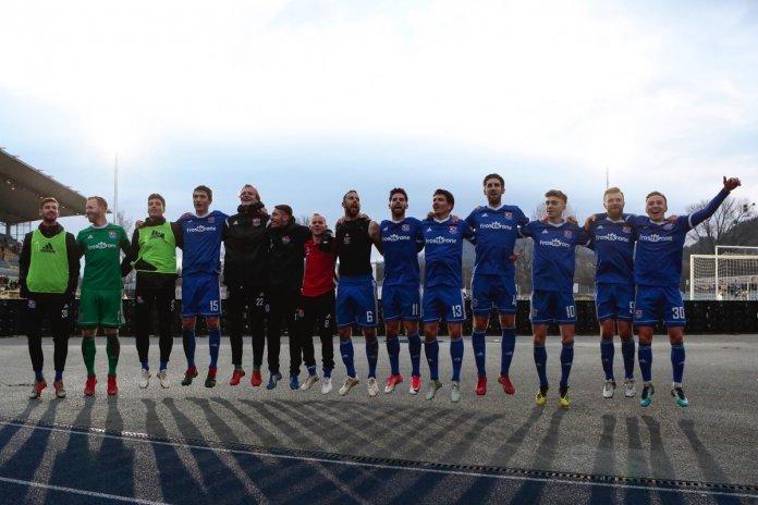 16. Spieltag 18/19: Carl Zeiss Jena - SpVgg Unterhaching