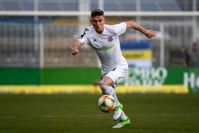 18. Spieltag 19/20: Carl Zeiss Jena - SpVgg Unterhaching - Bild