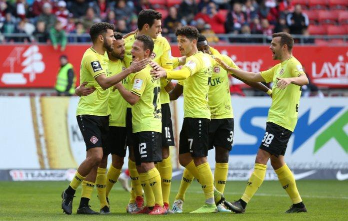 14. Spieltag 19/20: 1. FC Kaiserslautern - Würzburger Kickers