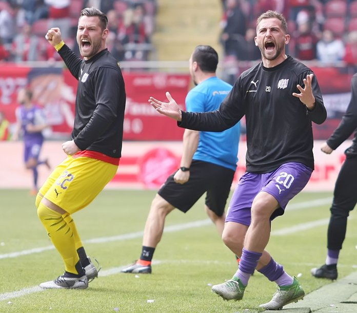 30. Spieltag 18/19: 1. FC Kaiserslautern - VfL Osnabrück