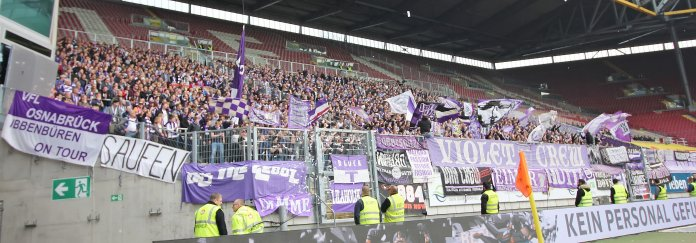 30. Spieltag 18/19: 1. FC Kaiserslautern - VfL Osnabrück - Bild