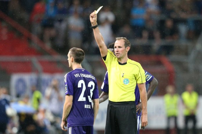 1. Spieltag 17/18: Karlsruher SC - VfL Osnabrück