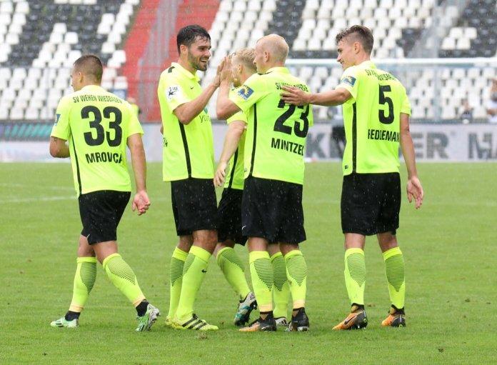 SV Wehen Wiesbaden: Schäfer trifft auf Ex-Klub