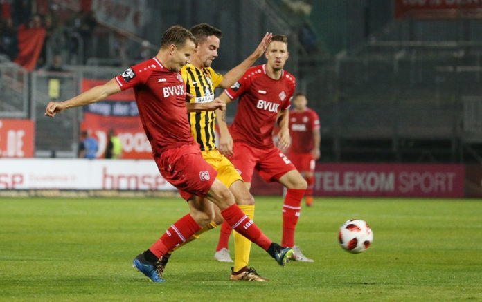 11. Spieltag 18/19: Würzburger Kickers - Sonnenhof Großaspach - Bild