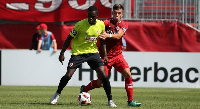 4. Spieltag 18/19: Würzburger Kickers - Energie Cottbus - Bild
