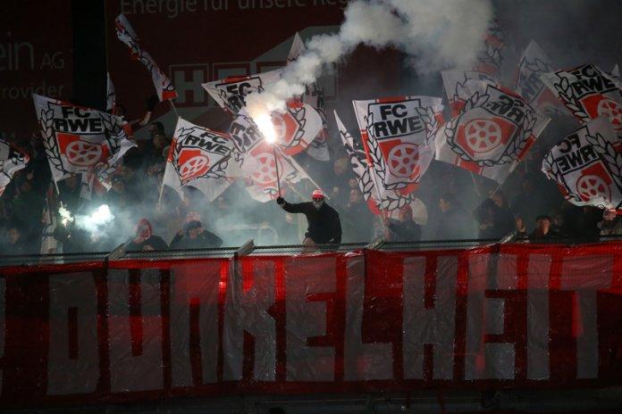 19. Spieltag 17/18: Würzburger Kickers - Rot-Weiß Erfurt