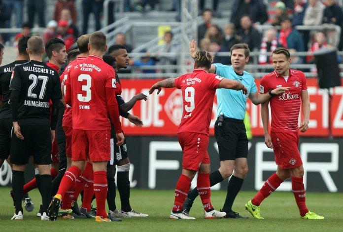 Hallescher FC: Geldstrafe für Bernd Jayme