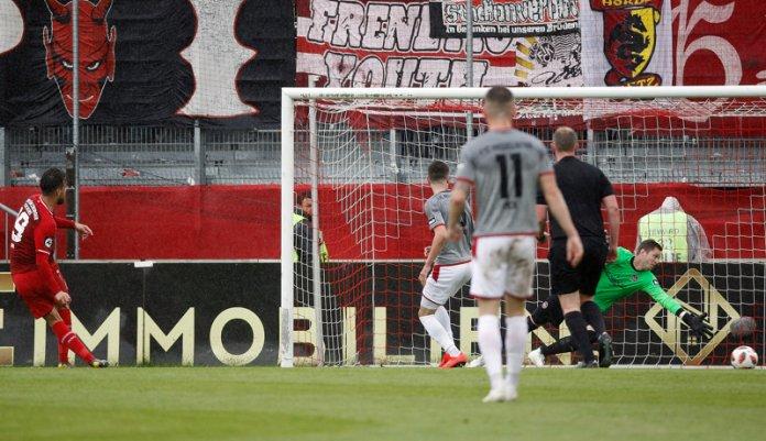 37. Spieltag 18/19: Würzburger Kickers - 1. FC Kaiserslautern