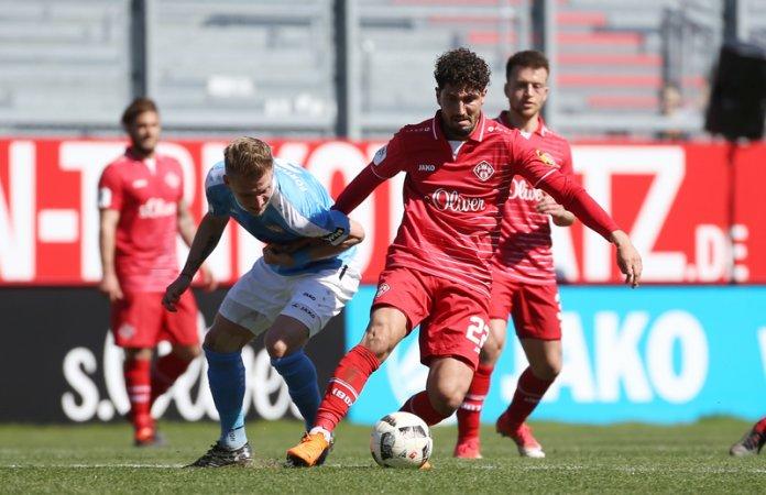 33. Spieltag 17/18: Würzburger Kickers - Fortuna Köln