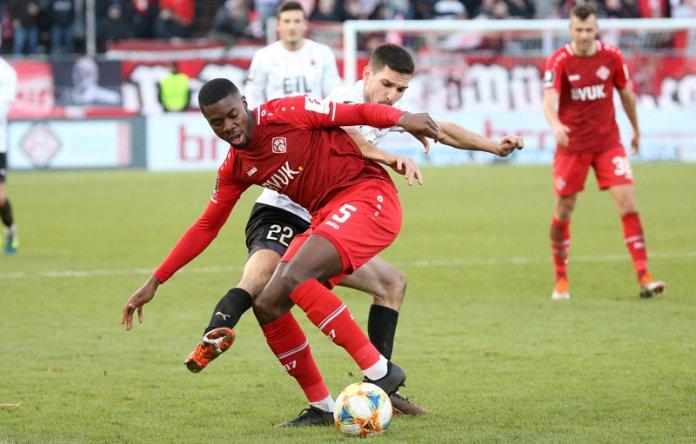 18. Spieltag 19/20: Würzburger Kickers - Viktoria Köln