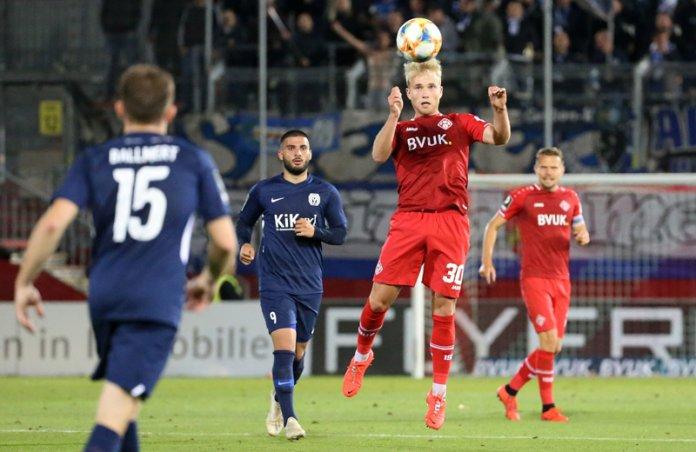9. Spieltag 19/20: Würzburger Kickers - SV Meppen