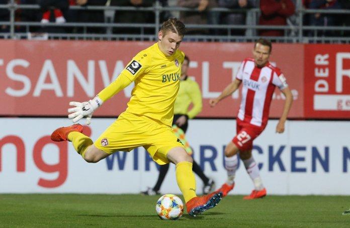 11. Spieltag 19/20: Würzburger Kickers - TSV 1860 München
