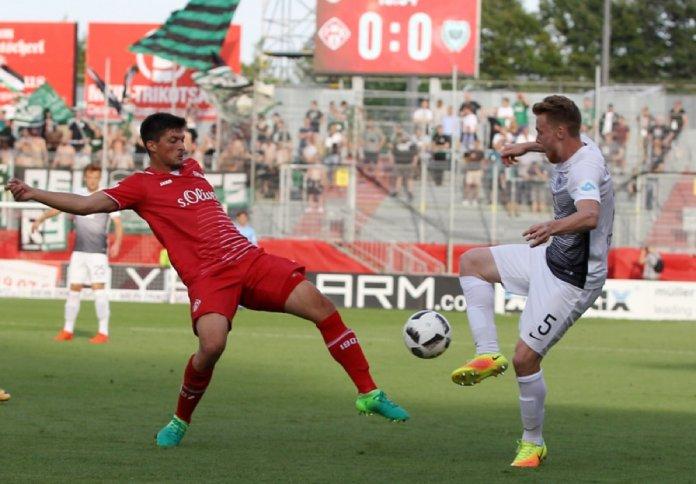 3. Spieltag 17/18: Würzburger Kickers - Preußen Münster