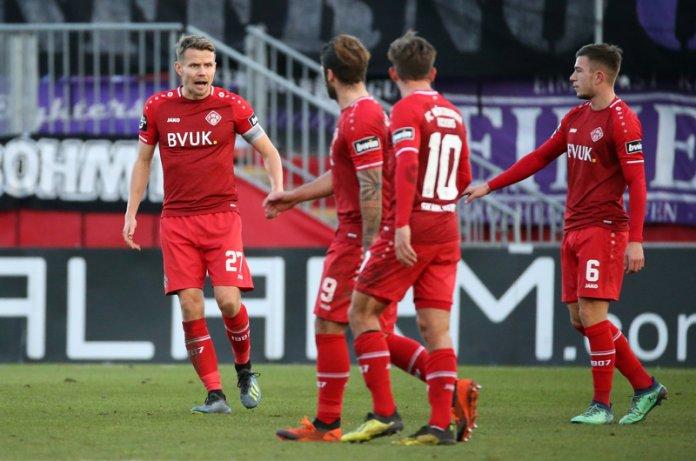 Würzburger Kickers testen gegen CFC Genua