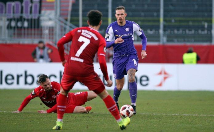 20. Spieltag 18/19: Würzburger Kickers - VfL Osnabrück