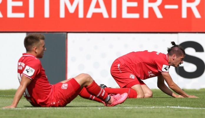 5. Spieltag 17/18: Würzburger Kickers - Hansa Rostock - Bild