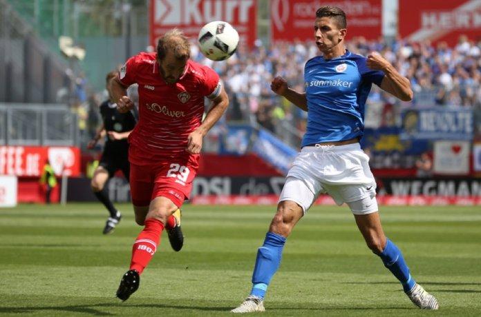 Bilder 5 Spieltag 1718 Würzburger Kickers Hansa Rostock 3