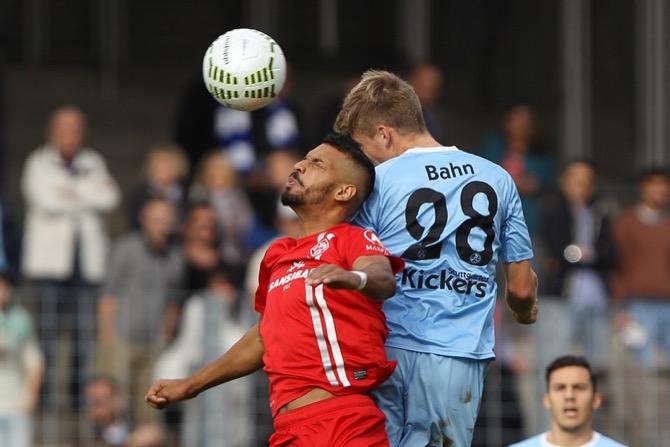 33. Spieltag; Würzburger Kickers – Stuttgarter Kickers