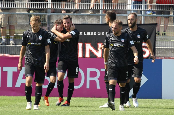 7. Spieltag 19/20: Würzburger Kickers - FSV Zwickau