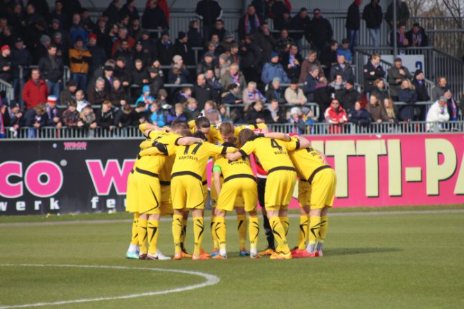 33. Spieltag; VfB Stuttgart II – VfR Aalen