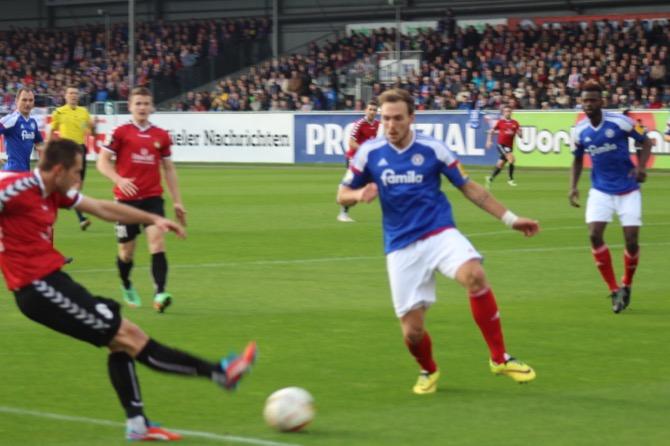 17. Spieltag; VfB Stuttgart II - Holstein Kiel