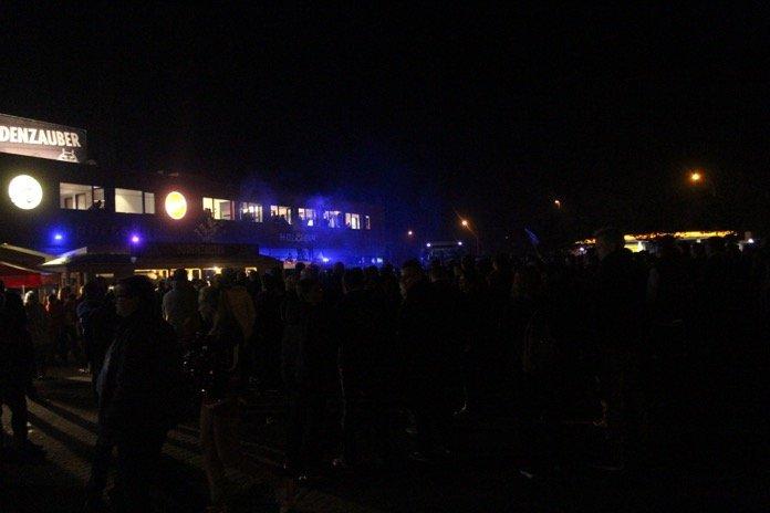 Holstein Kiel: Bilder von der Aufstiegsfeier am Stadion