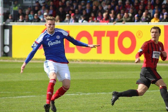 34. Spieltag 16/17: Holstein Kiel - Chemnitzer FC