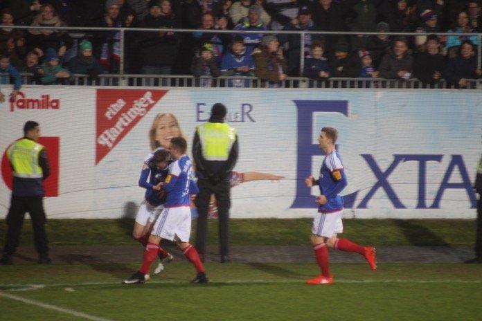 27. Spieltag 16/17: Holstein Kiel - MSV Duisburg