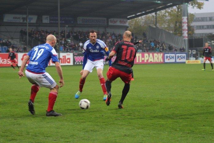 33. Spieltag; Rot-Weiß Erfurt – Holstein Kiel