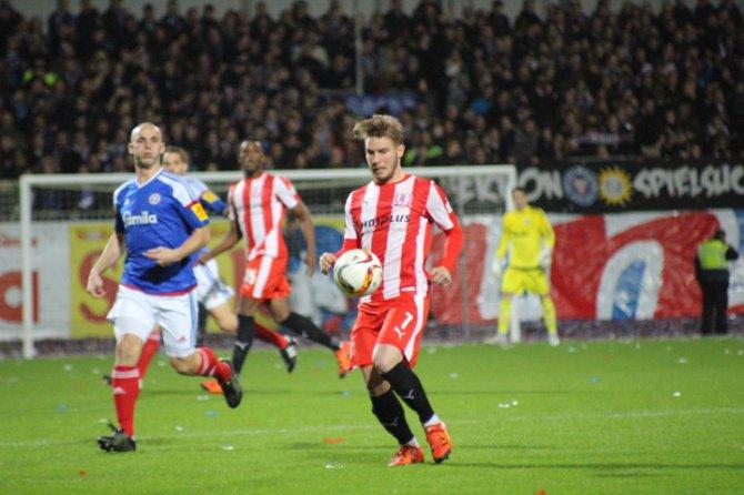 HFC am letzten Spieltag (Marius Heyden)