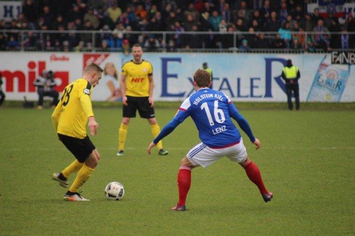 23. Spieltag 16/17: Holstein Kiel - Fortuna Köln