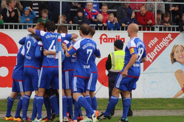 16. Spieltag; Holstein Kiel – Jahn Regensburg