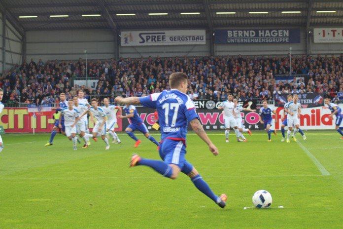 3. Spieltag 16/17: Holstein Kiel - Sportfreunde Lotte