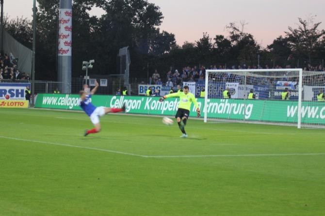 Kiel und Magdeburg mit torlosem Remis – Spielbericht + Bilder