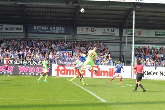 9. Spieltag 16/17: Holstein Kiel - 1. FSV Mainz 05 II