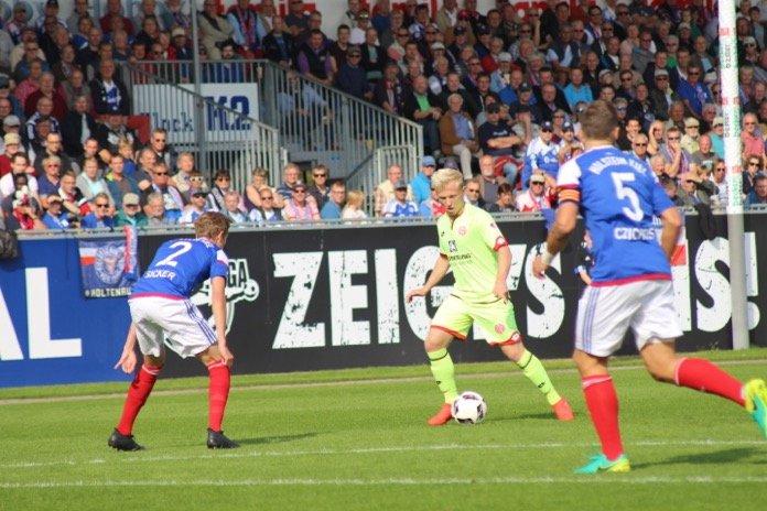 9. Spieltag; Holstein Kiel – 1. FSV Mainz 05 II (Stimmen zum Spiel)