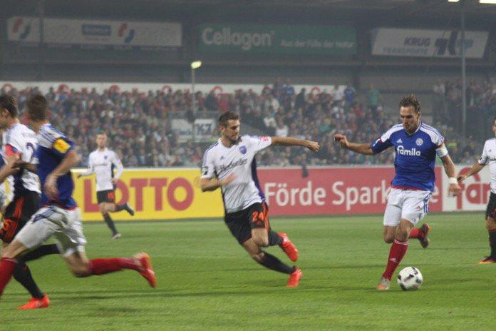 7. Spieltag 16/17: Holstein Kiel - VfL Osnabrück
