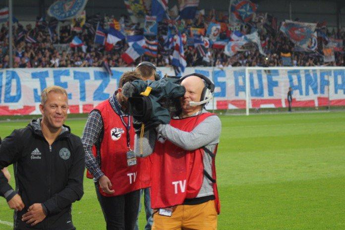 Live-Übertragungen am 21. Spieltag 2016/17