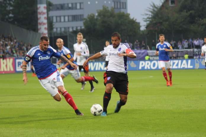 26. Spieltag; VfL Osnabrück – Holstein Kiel