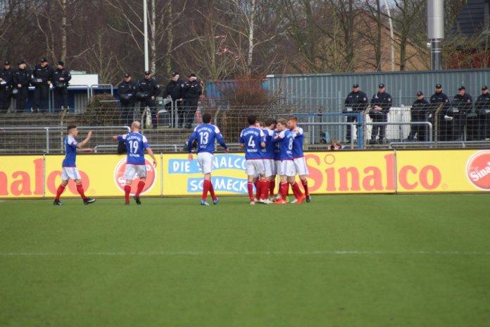 2:1 – Kiel schießt Paderborn in den Keller – Spielbericht + Bilder