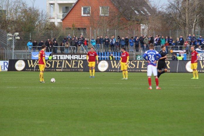 25. Spieltag 16/17: Holstein Kiel - SC Paderborn 07