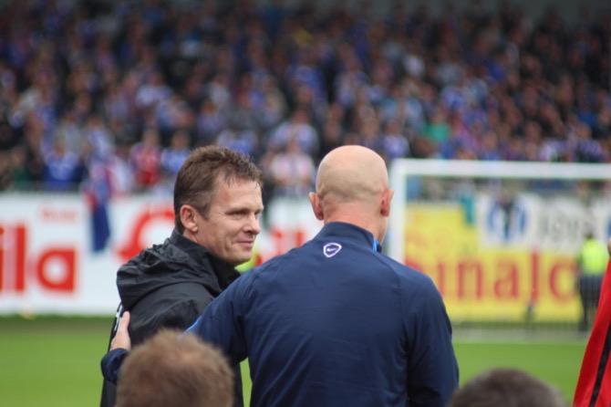 9. Spieltag; Holstein Kiel - FC Hansa Rostock (Stimmen zum Spiel)