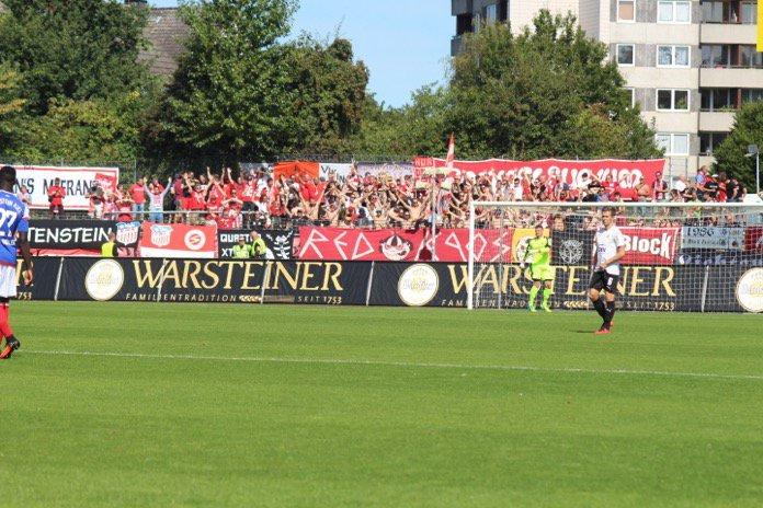 Kiel mit 3:0-Sieg gegen Aufsteiger Zwickau – Spielbericht
